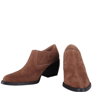 Sapatier Ankle Boot Z2691 Caramelo